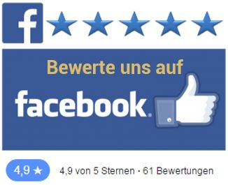 Bewertungsbanner Facebook