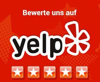 Bewertungsbanner Yelp